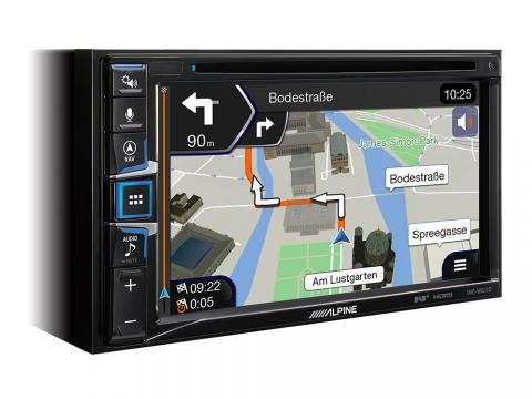 INE-W611D_built-in-Navigation-Maps