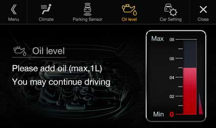 Audi A4 - Audi A5 - X701D-A4: Warning Messages - Vehicle Settings