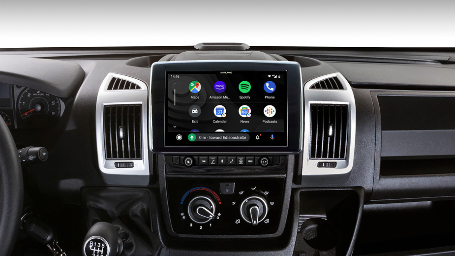 Ducato, Jumper and Boxer - Infotainment – Entertainment on the Road - X903D-DU