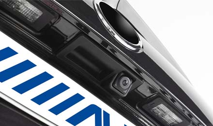 Skoda Octavia 3 - Camera installation kit  - KIT-R1AU