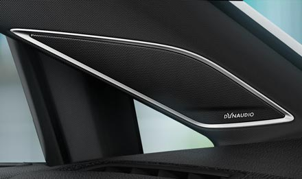 Golf 7 - Compatible with Dynaudio Sound System  - X903D-G7